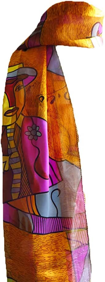 New Company Pablo Picasso Artist Painter Art Scarf Ð ...
