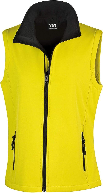 Regatta Professional RG186 Womens Microfleece Bodywarmer Blank Plain
