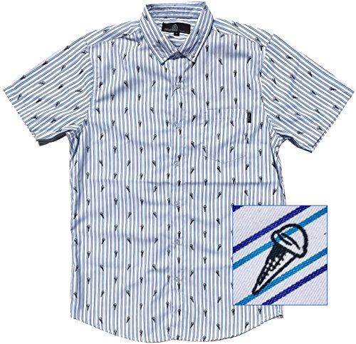 Official Molokai Shirts (Ice Cream Cone, Medium)