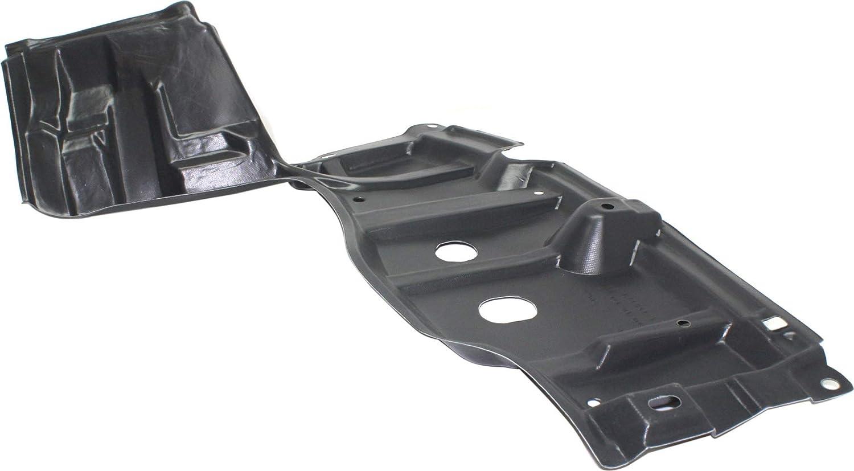 Engine Splash Shield Compatible with Toyota Yaris 2014-2018 Under Cover LH Hatchback France Built