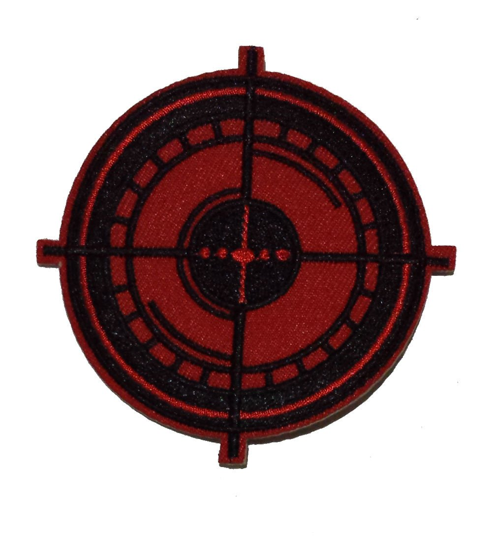 Marvel Avengers Hawkeye Logo Embroidered Iron-on Patch 3 InspireMe Family Owned