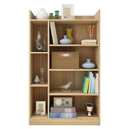 Libreria, lastra di cartone a fogli mobili White Walnut Colour ...