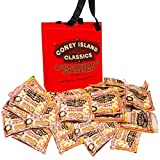8 oz all in one popcorn - Coney Island Classics Premium Movie Theater Popcorn 8 Ounce Bag All In One Portion Kit With Coconut Oil & Flavored Salt With Bonus Large Tote Bag Bulk 24CT
