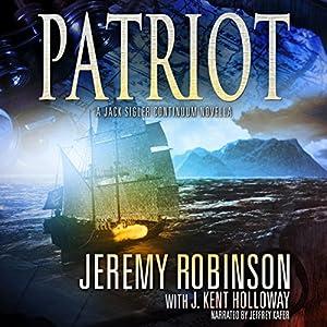 Patriot: A Jack Sigler Continuum Novella Audiobook
