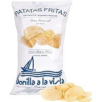 Patatas Fritas Con Sal Bonilla A La Vista