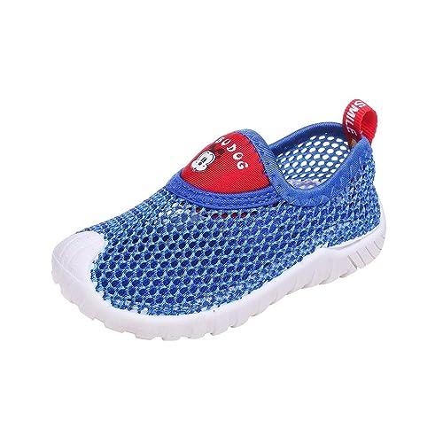 Berimaterry Zapatos Lona Bebé Zapatillas Bebe Primeros Pasos ...