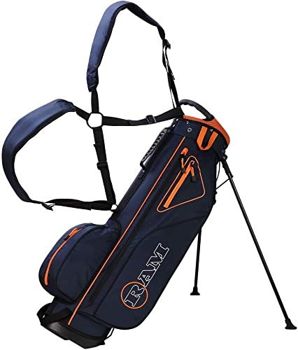 Ram Golf Lightweight Stand Carry Sunday Bag