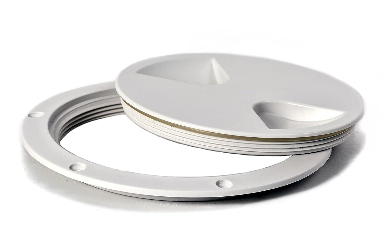 Durchmesser: 145-205 mm, Kunststoff wellenshop Inspektionsdeckel