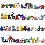 Pokemon Mini Battle Action Figures Complete Party Set 144 Characters
