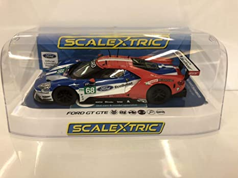 Scalextric Ford Gt Gte No  Le Mans  Slot Race Car C