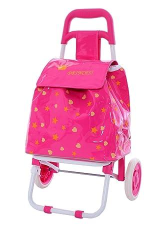 Brooke & Celine niños carrito de la compra para niños bebé escuela bolsa