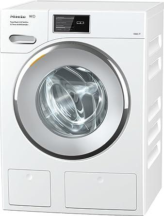 Miele WMV 963 WPS Waschmaschine Frontlader/A+++/130 kWh/Jahr/1600 UpM/9 kg  Schontrommel/59min-Waschprogramm mit PowerWash 2.0/Automatische ...