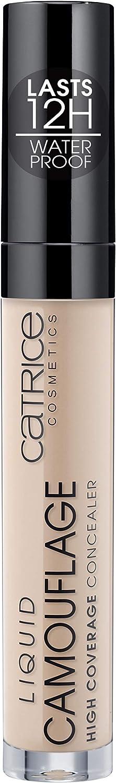 CATRICE - corrector liquid camouflage gran cobertura - 020 light beige.
