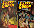 Ellery Queen. Issues 1 and 2. The World's Greatest Detective. Features the corpse that killed, the legion of the doomed, the chain letter murders, a killers revenge and the parade of death.