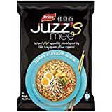 Juzz's Mee Instant Noodles (Curry Flavor) - 3.1oz (Pack of 6)