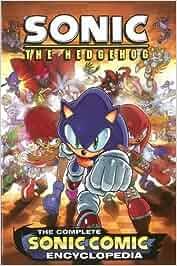 The Complete Sonic The Hedgehog Comic Encyclopedia: Amazon