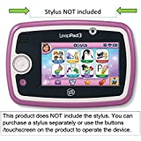 "LeapFrog LeapPad 3 Kids Learning Tablet with 5"" Touch Screen, 4GB of Memory, Dual Cameras and Wi-Fi, 31510, Pink (Certified Refurbished)"