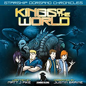 Kings of the World Audiobook