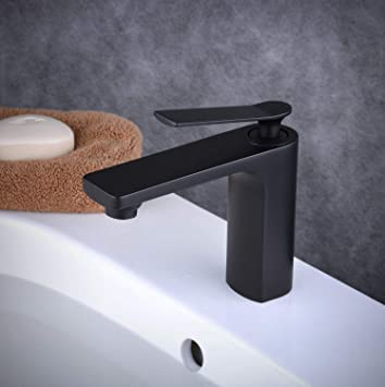 Polished.. Beelee Single Handle Single Hole Waterfall Bathroom Sink Faucet New