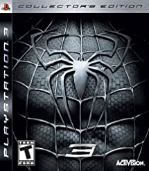 Spider-Man 3 (Collector's Edition) - Playstation 3