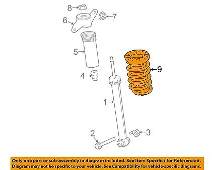 Swell Amazon Com Jaguar Oem Xe Rear Suspension Spring T4N3683 Automotive Wiring Cloud Favobieswglorg