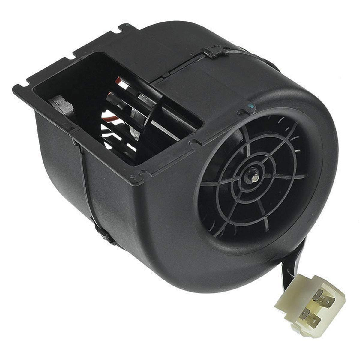 A-Premium HVAC Heater Blower Motor with Fan Cage 12V Replacement for 008-A100-93D 73R5522 008-A37//C-42D