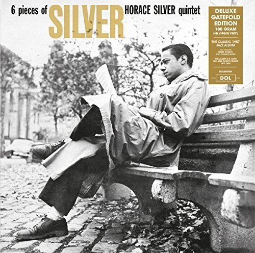 Vinilo : Horace Silver - 6 Pieces Of Silver (United Kingdom - Import)