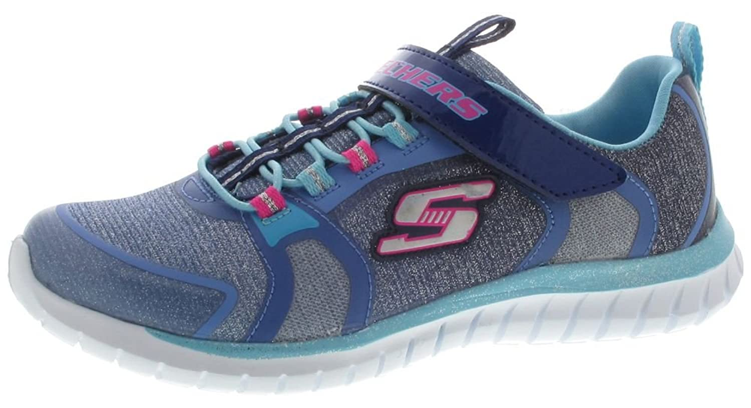 Skechers Empire Spring Glow Slipper schwarz um 19
