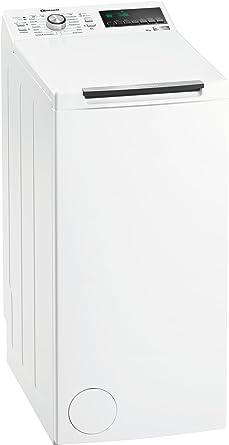 Bauknecht WMT Style 722 ZEN Waschmaschine TL/A+++ / 174 kWh/Jahr / 1200 UpM / 7 kg/extrem leise mit 48 db/Direktantrieb / wei
