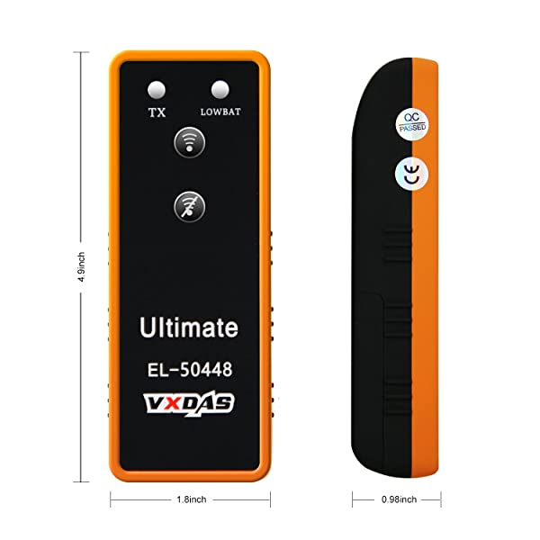 VXDAS Ultimate EL-50448 GM TPMS Relearn Tool