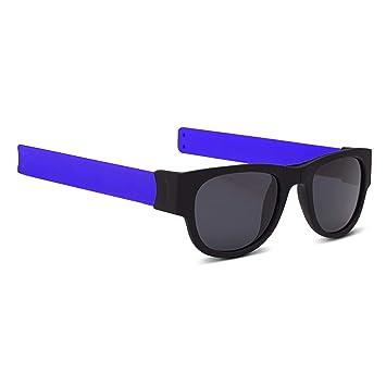 Amazon.com: slap-shades anteojos de sol, lentes de UV, marco ...