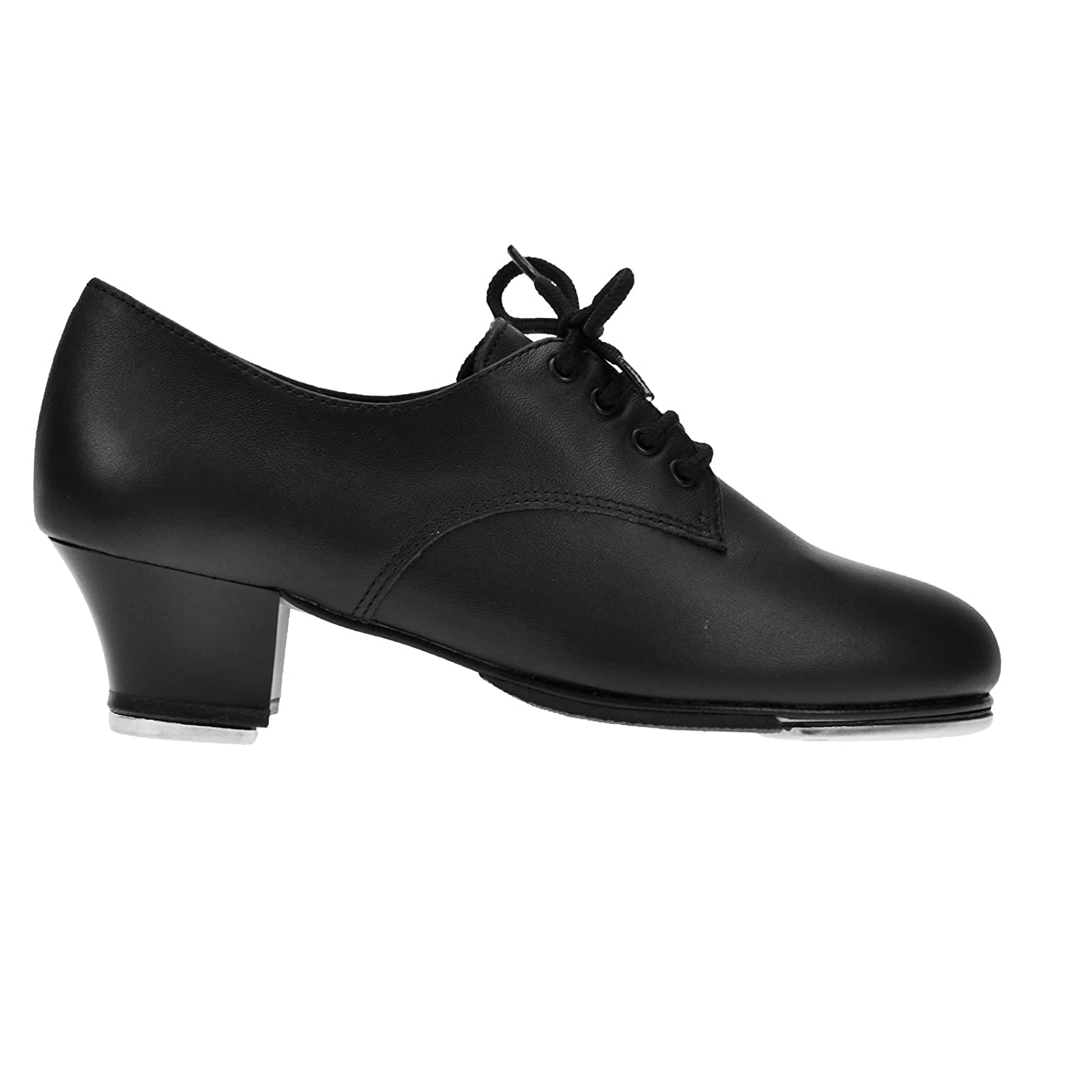 Capezio CG54 Black Westend 2 Oxford Tap Shoe Medium Fit
