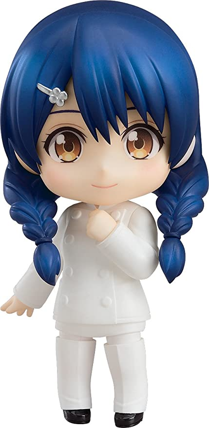 Shokugeki No Soma Megumi Tadokoro Nendoroid Action Figure Good Smile Food Wars