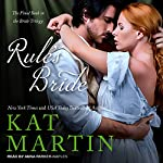 Rule's Bride: Bride Trilogy Series, Book 3 | Kat Martin