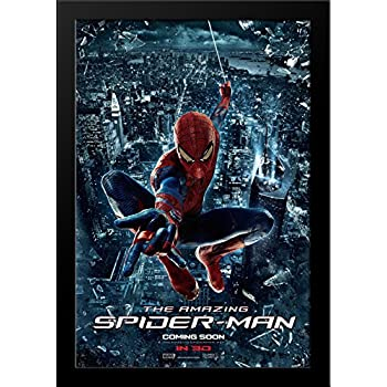 "26/""x38/"" SPIDERMAN II by MOVIE POSTER MARVEL SUPERHERO CANVAS"
