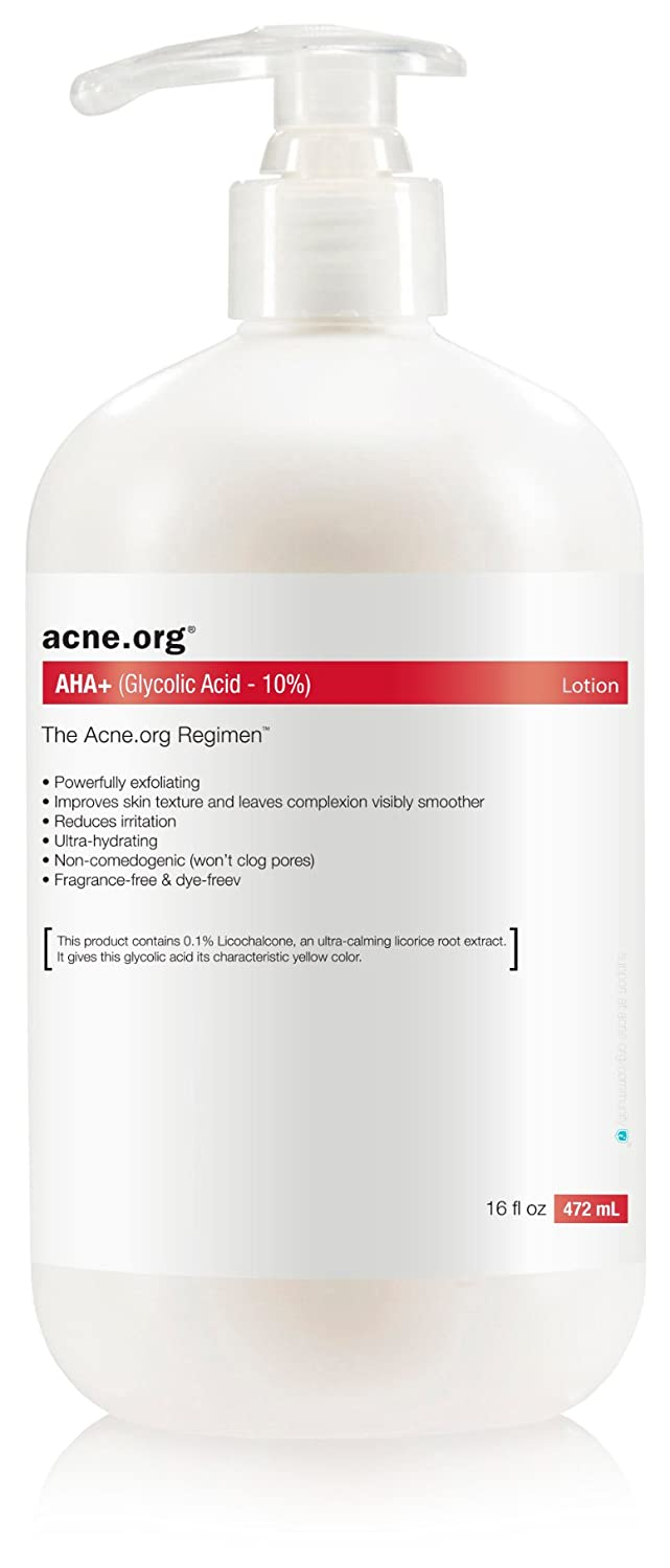 Acne.org 16oz. AHA+ (10% Glycolic Acid)