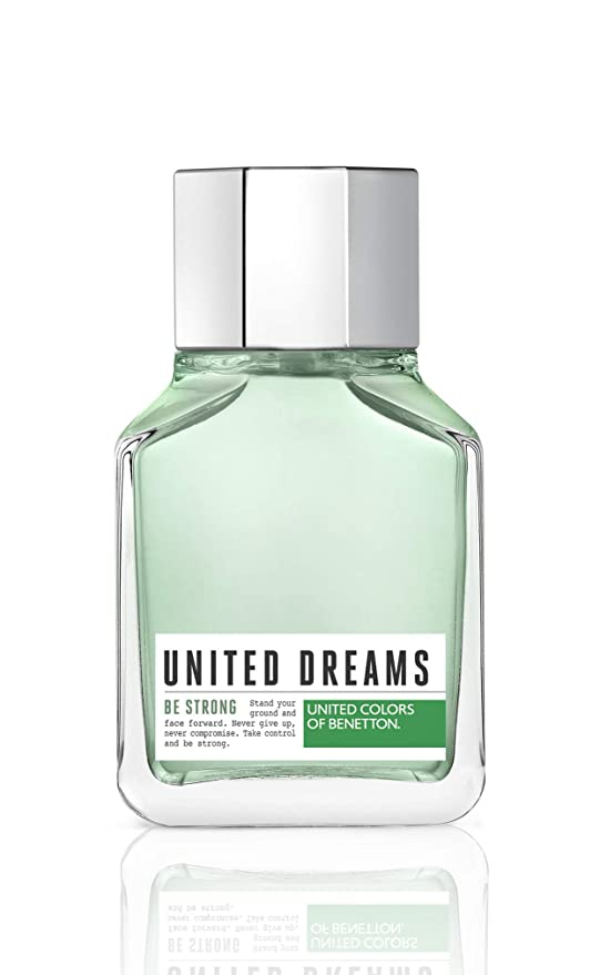 United Colors of Benetton – United Dreams be Strong for MEN 100 ml/3.4oz