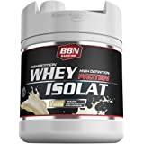 BBN Hardcore Competition Whey Isolat Vanille Dose, 1er Pack (1 x 1.9 kg)
