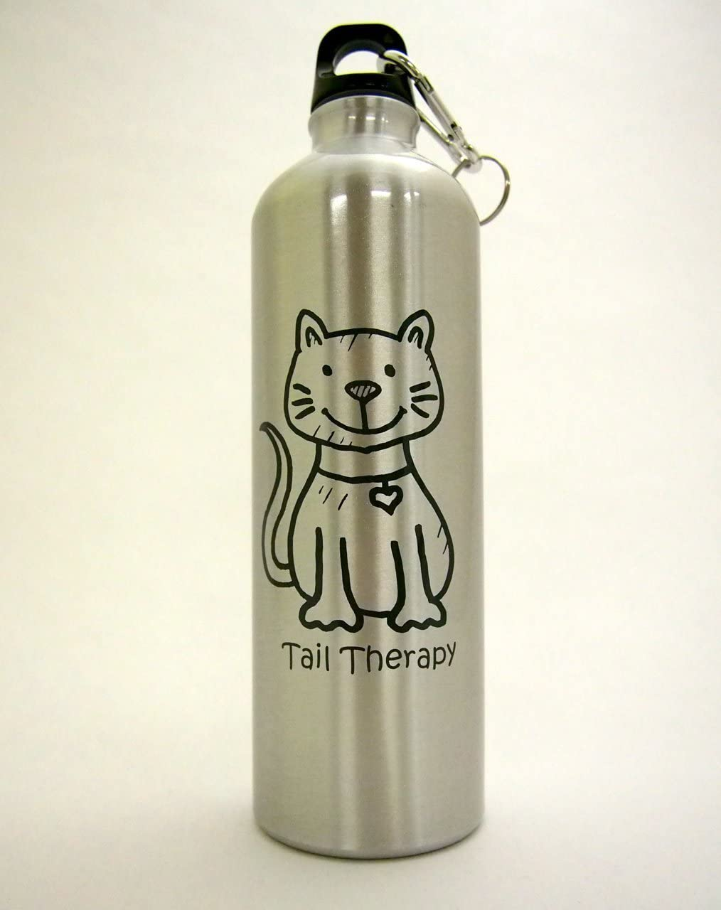 Funny Crazy Cat Lady I Only Want 2 Cats Sports Drinks Bottle Camping Flask