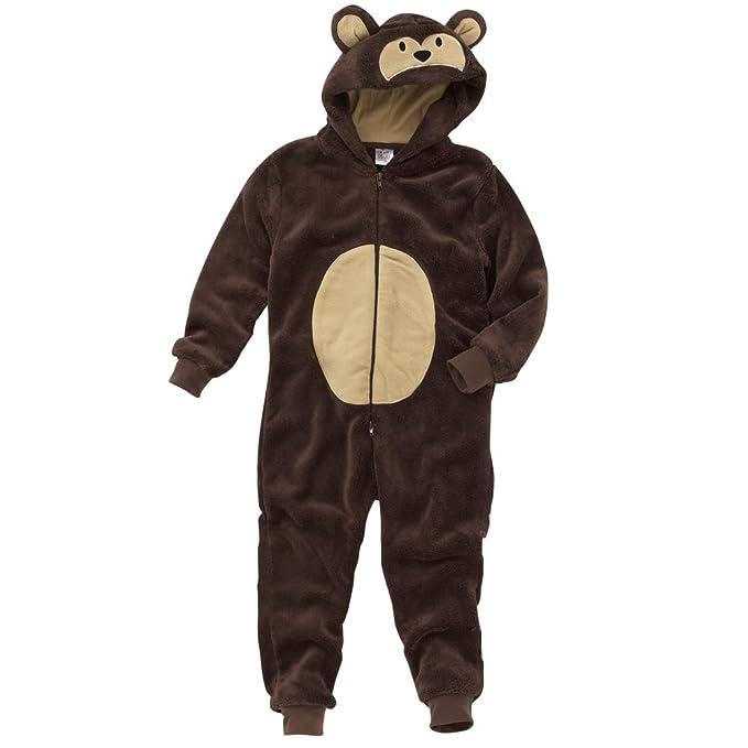 469828955 Onesies Animal Crazy Boys Supersoft Monkey Jumpsuit Playsuit  Amazon ...