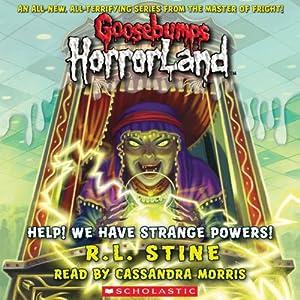 Goosebumps Horrorland, Book 10 Hörbuch