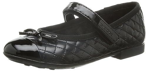 Geox Jr Plie' D Ballerine Ragazza Black 30 EU