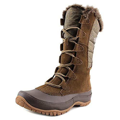 ef463931f THE NORTH FACE Women's W Nuptse Purna Ankle Boots