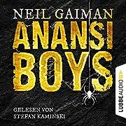 Anansi Boys af Neil Gaiman