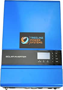 Treeline Power Systems 3kW Pure Sine Wave 24V Inverter/Charger/Solar with ATS