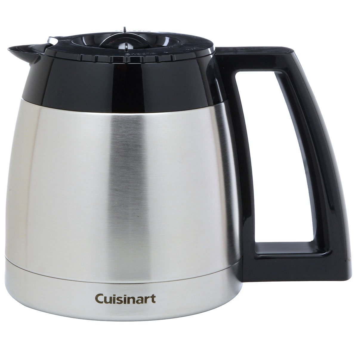Cuisinart DCC-1150BK 10-Cup Thermal Coffeemaker Black w/ Additional Carafe by WhoIsCamera (Image #3)