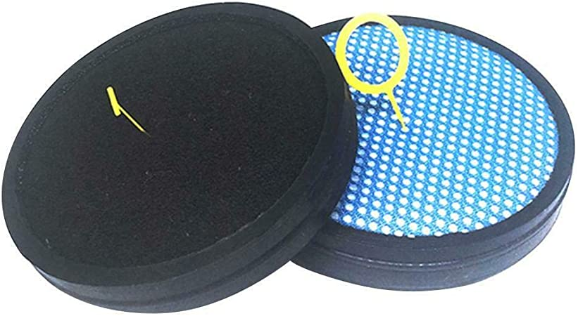 Nrpfell Polvo Núcleo de Filtro para Robots de Aspiradora Midea Vh1704 P3-P3- Lady: Amazon.es: Hogar