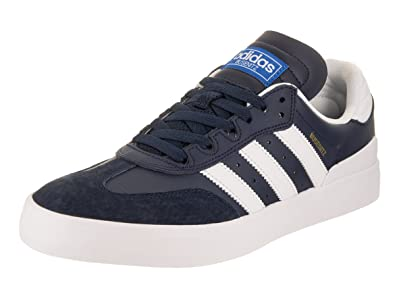 low priced aa363 e792c adidas Men s Busenitz Vulc RX Conavy Ftwwht Blubir Skate Shoe 10 Men US
