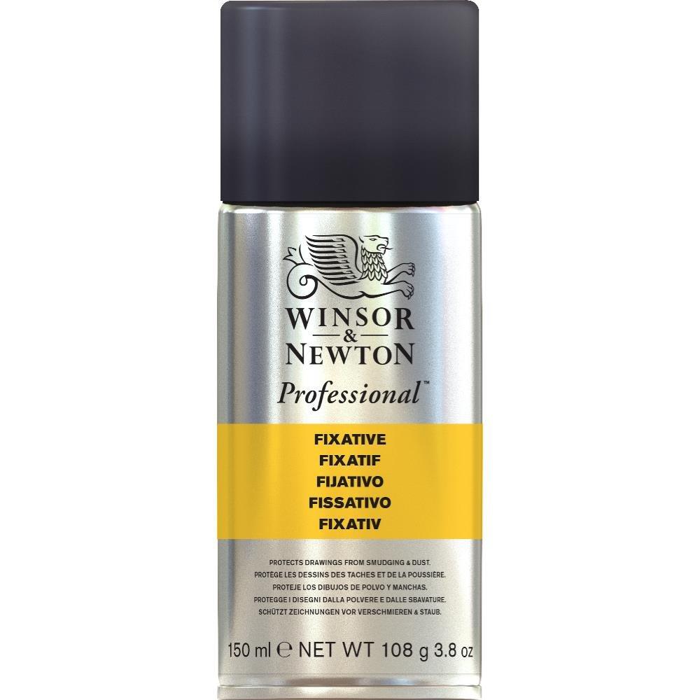 Winsor & Newton Artists' Fixative Spray, Clear, 150 ml WN3034913