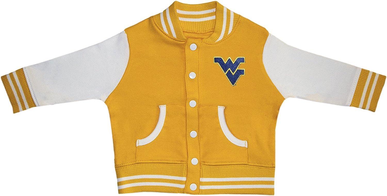 Creative Knitwear West Virginia Mountaineers Varsity Jacket